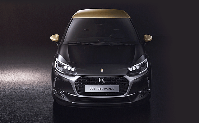NEW DS 3 PERFORMANCE Black Special