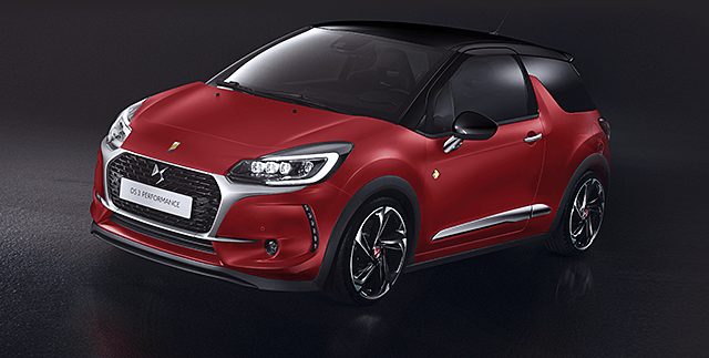 NEW DS 3PERFORMANCE